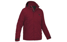 Salewa Men's Clastic PTX Jacket brick